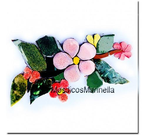 Arranjo Floral  rosa