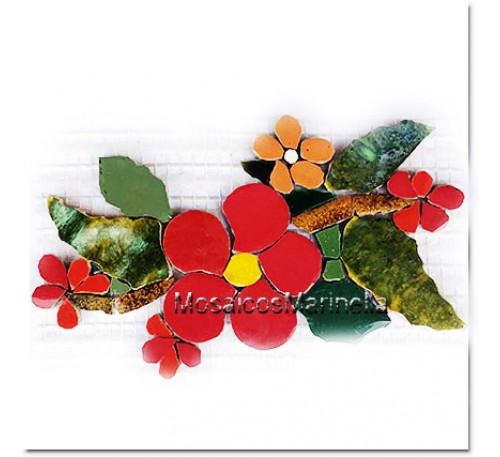 Arranjo Floral  Vermelho