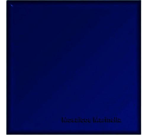 Azulejo Colorido Azul Marinho