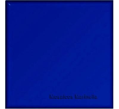 Azulejo Colorido Azul Chines