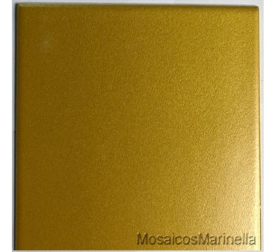 Azulejo ouro escovado