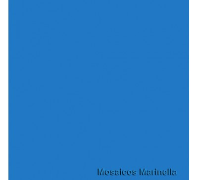 Azulejo Colorido Azul Real