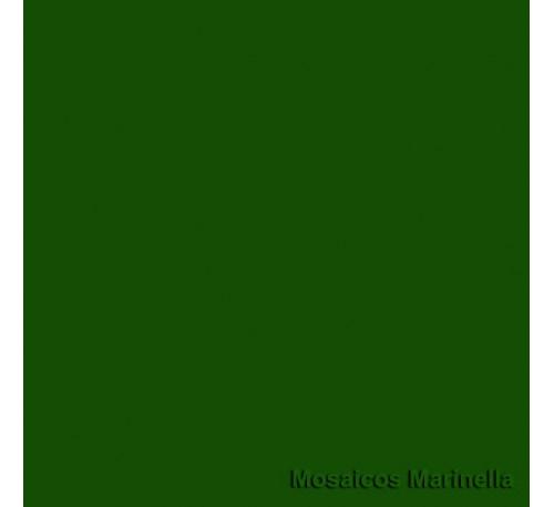 Azulejo Colorido Verde Musgo