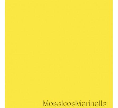 Azulejo Colorido Amarelo Canario