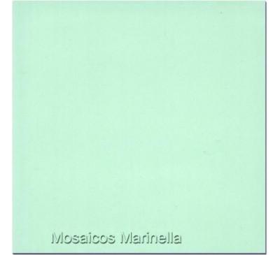 Azulejo colorido verde água