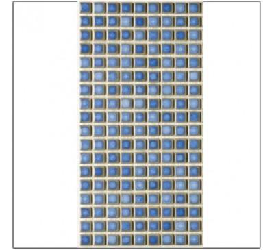 Pastilha Porcelana Azul Haiti SG 8424