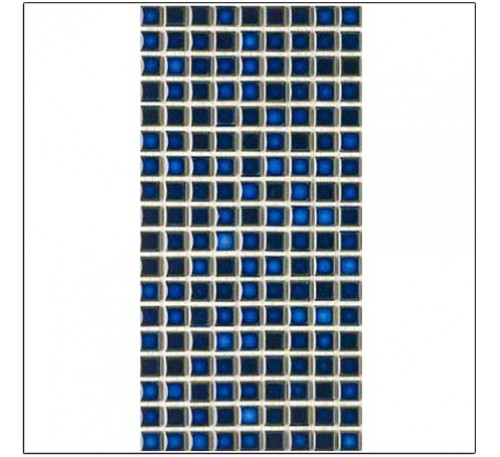 Pastilha Porcelana Azul Una SG 8443