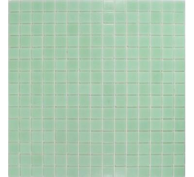 Pastilha de vidro  Verde  Pigmanetada A32