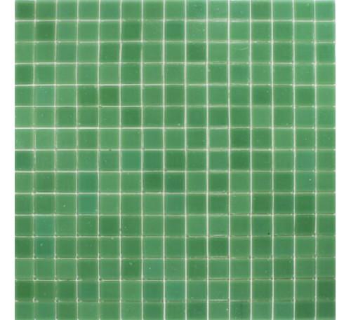 Pastilha de vidro  Verde B28