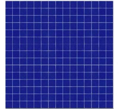Pastilha de vidro  Azul Carbono