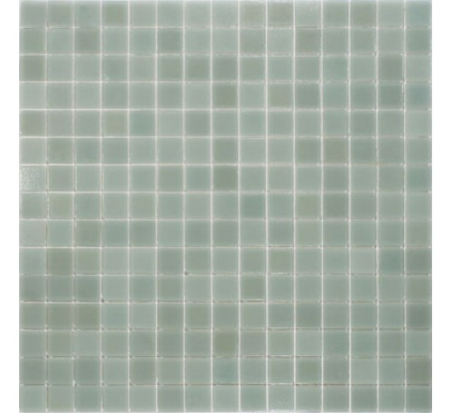 Pastilha de vidro  cinza  A05