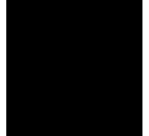 Azulejo colorido Preto  importado