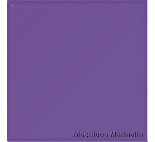 Azulejo Colorido Violeta