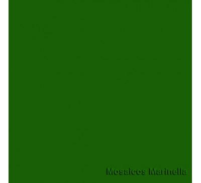 Azulejo Colorido Verde Bandeira