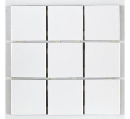 Ceramica 7,5x7,5 branco