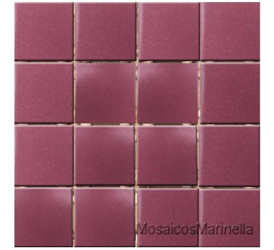 Ceramica 7,5x7,5 rosa intenso