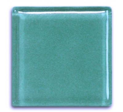 Vidro Fusing Verde Mar