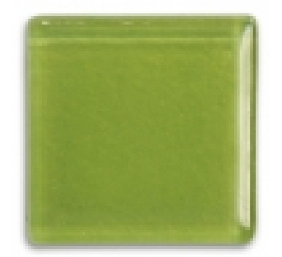 Vidro Fusing Verde  folha