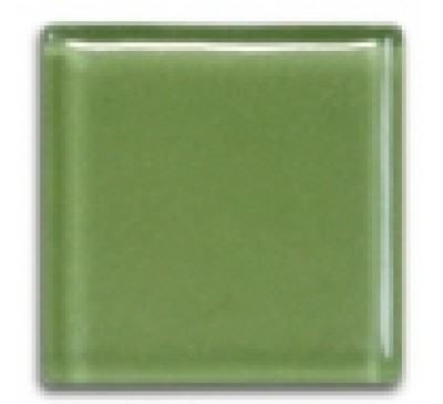 Vidro Fusing Verde  Oliva