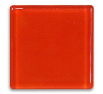 Vidro Fusing Vermelho